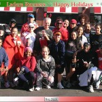 Ladera Runners in Los Angeles Dec 2008